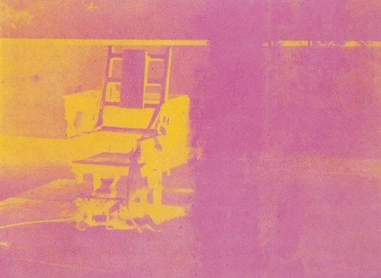 377: Andy Warhol (1928-1987) Electric Chairs (see f.&s. - 2