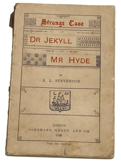 359: Stevenson (Robert Louis) Strange Case of Dr Jekyll