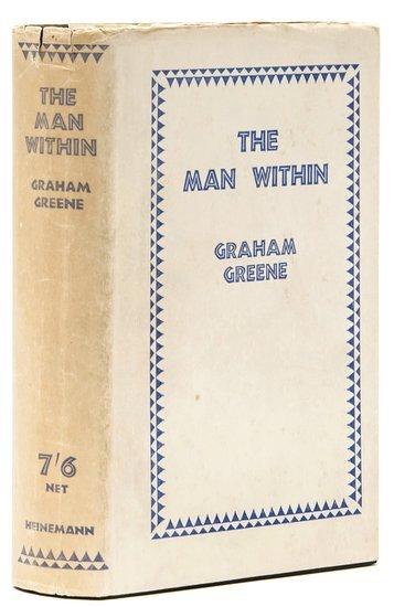 412: Greene (Graham) The Man Within