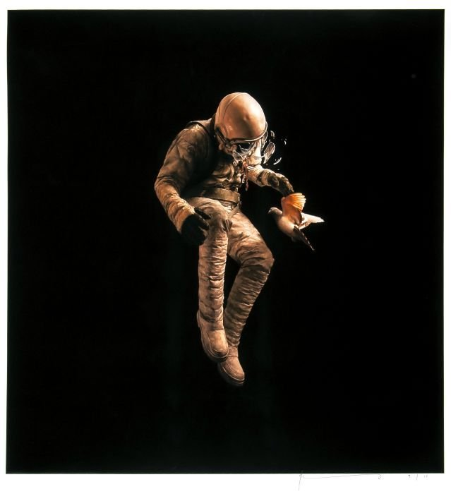 2: Jeremy Geddes (Australian),  Adrift,  giclee print