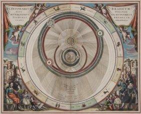 Cellarius (Andreas) Planisph�rium Braheum