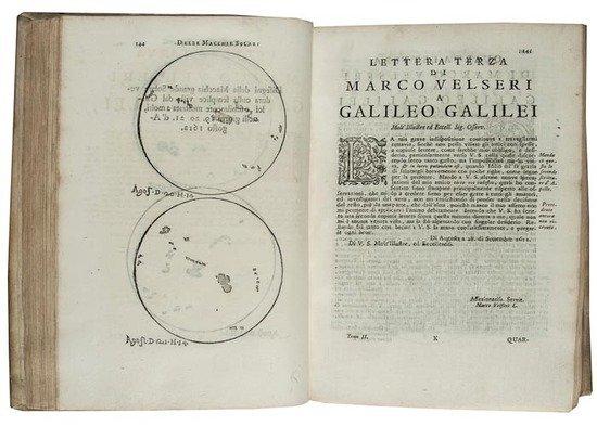 22: Galilei (Galileo) Opere...