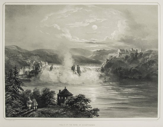 18: Germany.- Knight (Charles Raleigh) Scenery on the