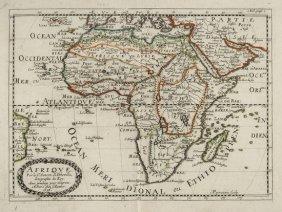 4: Sanson d'Abbeville (Nicolas) L'Afrique