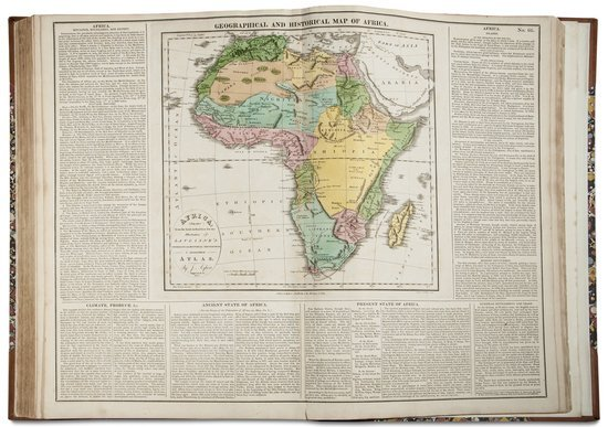10: Atlases.- Lavoisne (C.V.) A Complete Genealogical