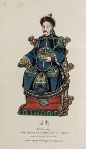 14: Kidd (Samuel)  China, or, Illustrations of the Sym
