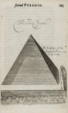 17: -. Greaves (John) Pyramidographia: or A descriptio