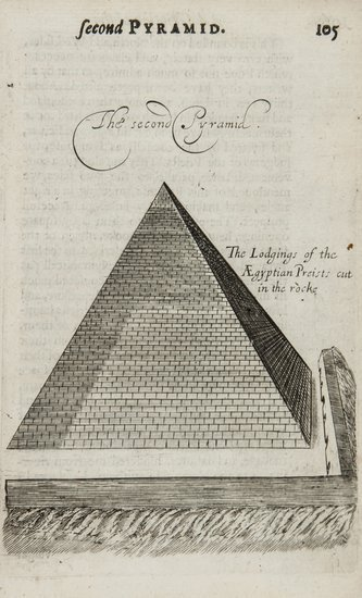 17: -. Greaves (John) Pyramidographia: or A descriptio