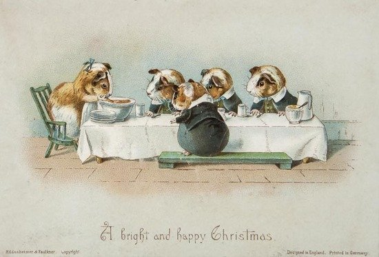 [Potter (Beatrix)] 'A bright and happy Christmas'