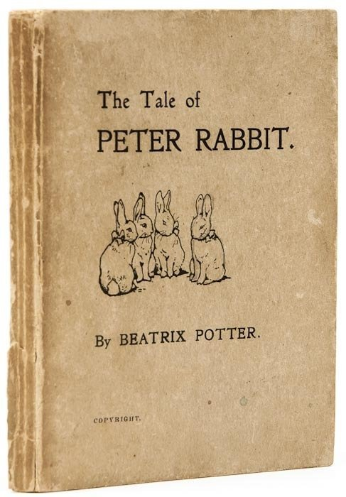 Potter (Beatrix) The Tale of Peter Rabbit