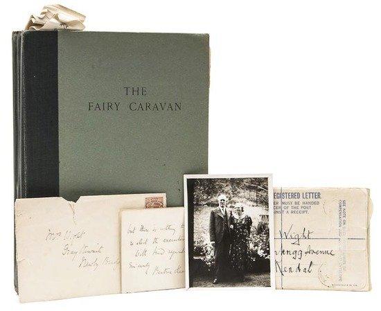 Potter (Beatrix) The Fairy Caravan