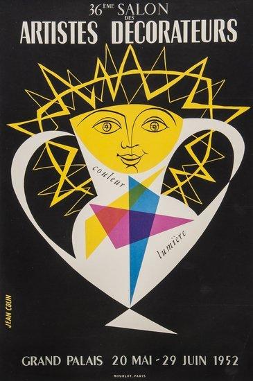 COLIN, Jean (1912-1982) ARTISTES DECORATEURS