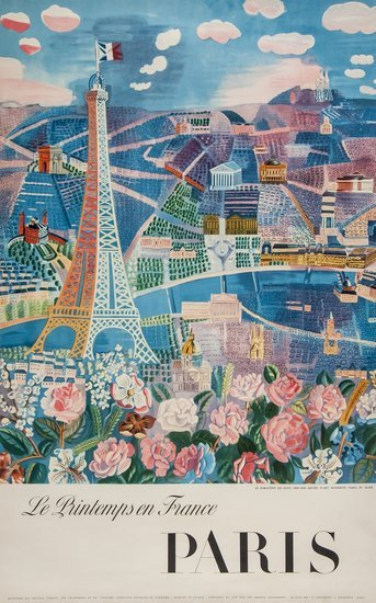 DUFY,Raoul (1877-1953) PARIS