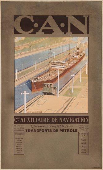 HOOK, Sandy (Georges Taboureau, 1879-1960) C.A.N.