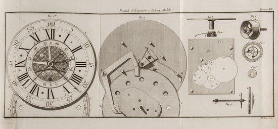 Berthoud (Ferdinand) Essai sur l'Horlogerie...