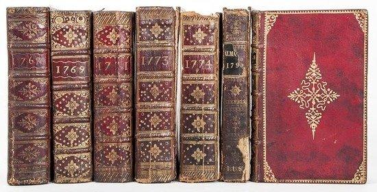 Almanacs.-