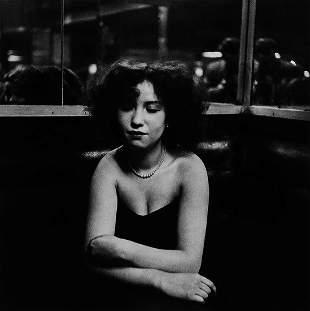 Robert Doisneau (1912-1994) Mademoiselle Anita, 19