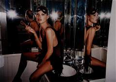 Mario Testino (b.1954) Kate Moss, London, 2006