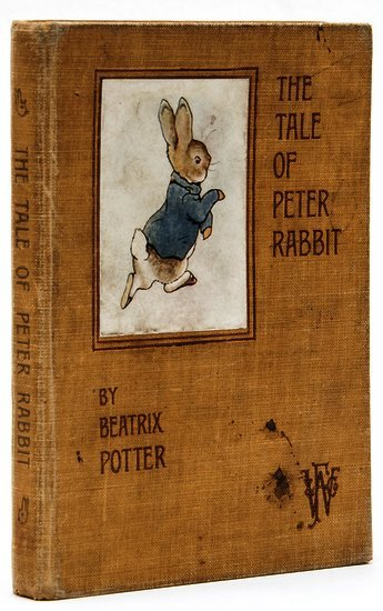 Potter (Beatrix) The Tale of Peter Rabbit