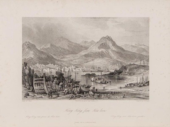 (Rev. George Newlands) and Thomas Allom. China, in