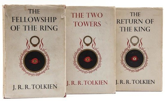 Tolkien (J.R.R.) The Lord of the Rings