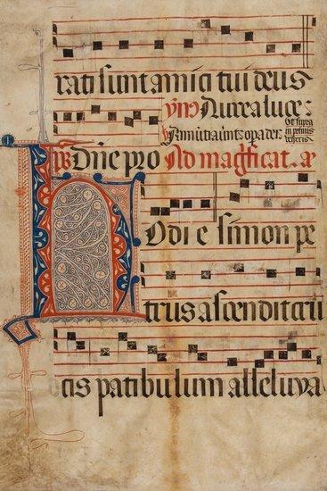 Choirbook.-