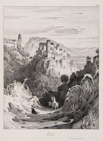 Linton (William) Sketches in Italy