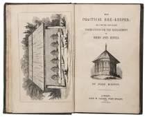 Milton (John) e Practical Bee-Keeper;