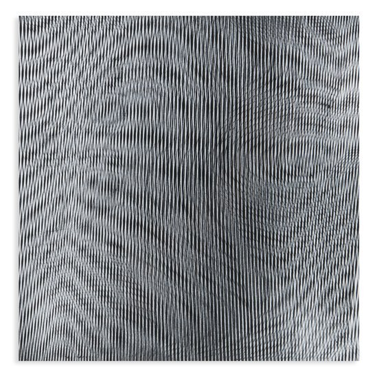 Peter Sedgley (b. 1930) Study for Painter Rhythm
