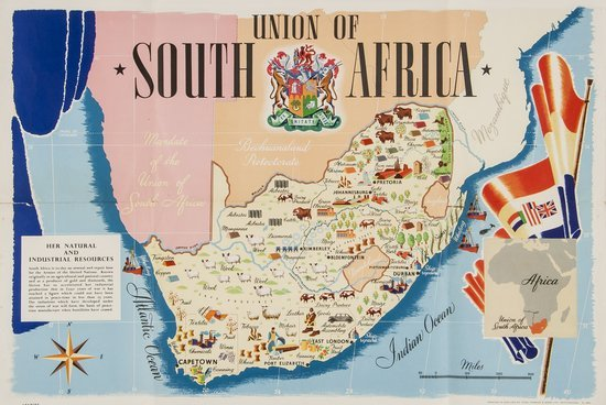 ANONYMOUS UNION OF SOUTH AFRICA