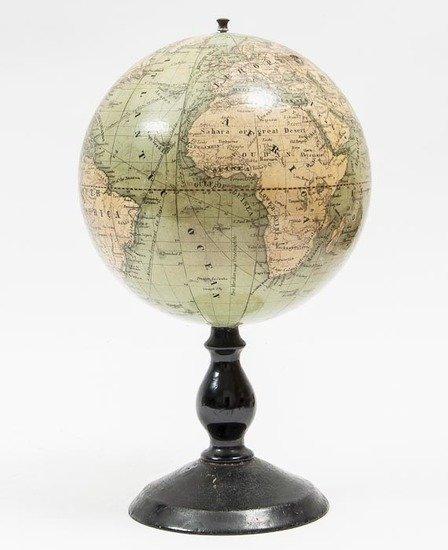 Globe.- Salziger
