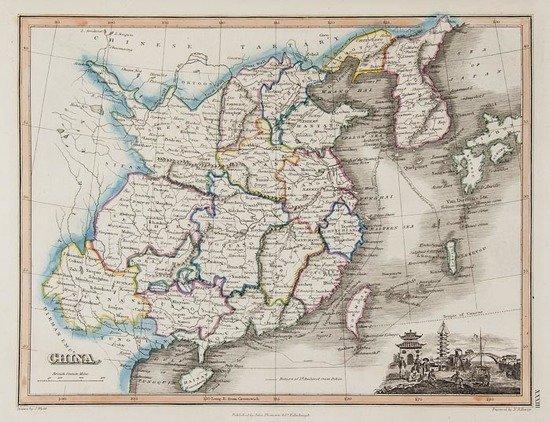 Wyld (James) A General Atlas