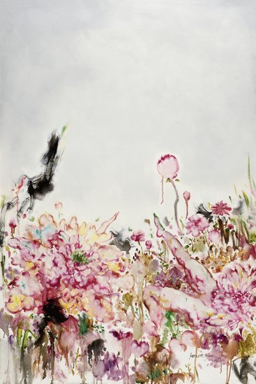 Lian Xueming The Flowers are so Beautiful II, 2009