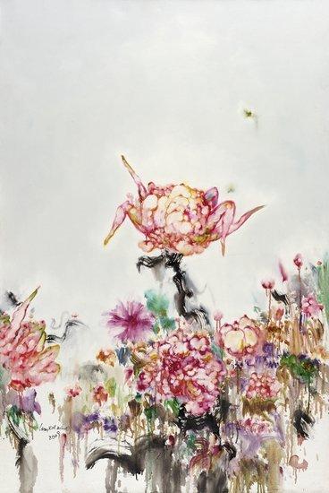Lian Xueming The Flowers are so Beautiful III, 200