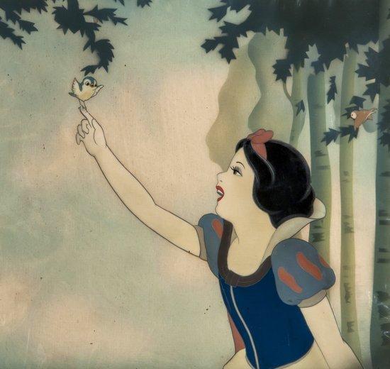 Walt Disney Studios. SnowWhite