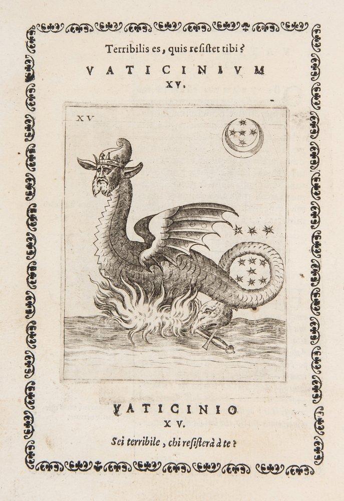 (Abbot of Fiore) Vaticinia, sive Prophetiae Abbati
