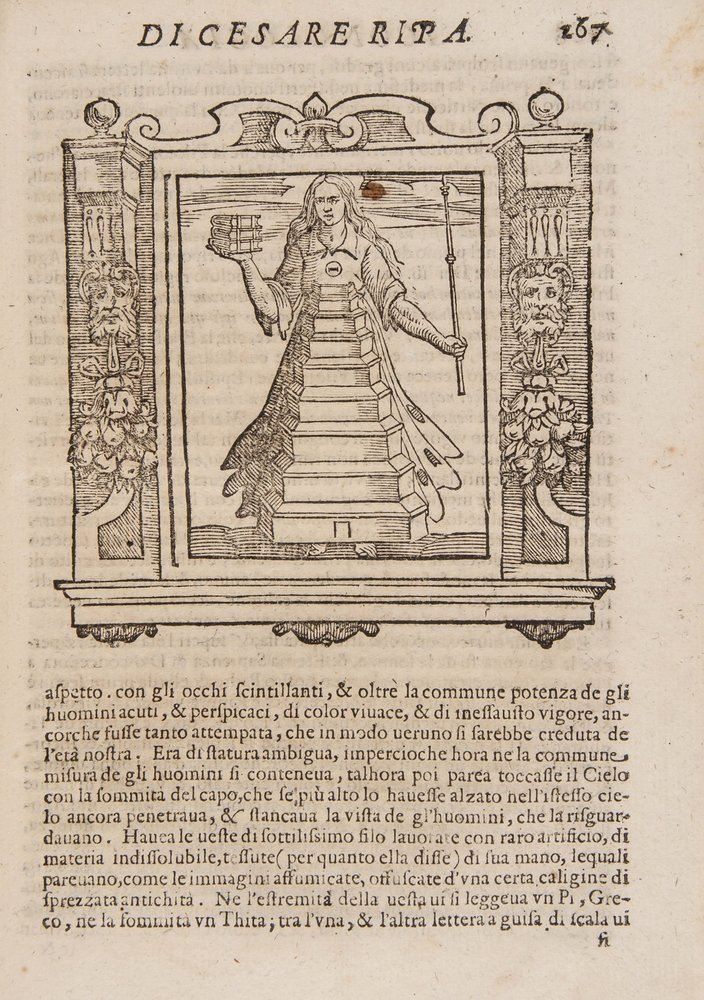 Ripa (Cesare) Iconologia