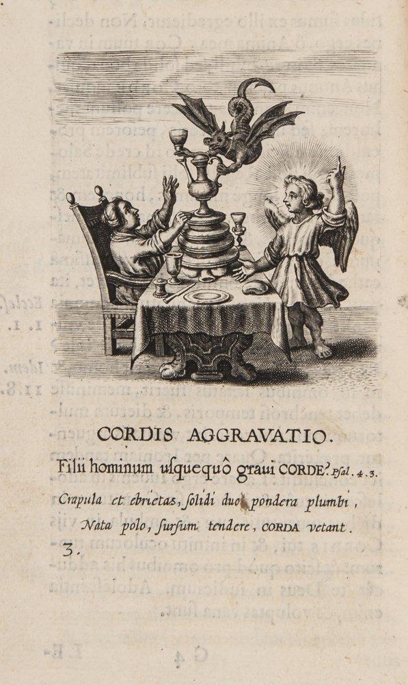 Haeftenus (Benedictus) Schola Cordis, sive Aversi