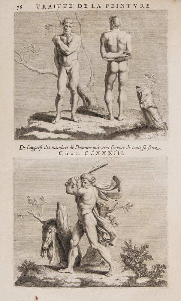 Leonardo da Vinci. Traitté de la Peinture