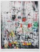 Gerhard Richter (b.1932)(after) Eis 2