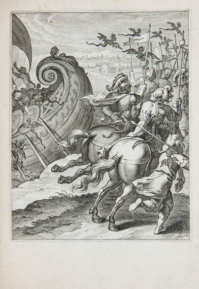Vaenius (Otto) Quinti Horatii Flacci, Emblemata
