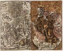 Anton Woensam von Worms (c.1493-1541) An album of