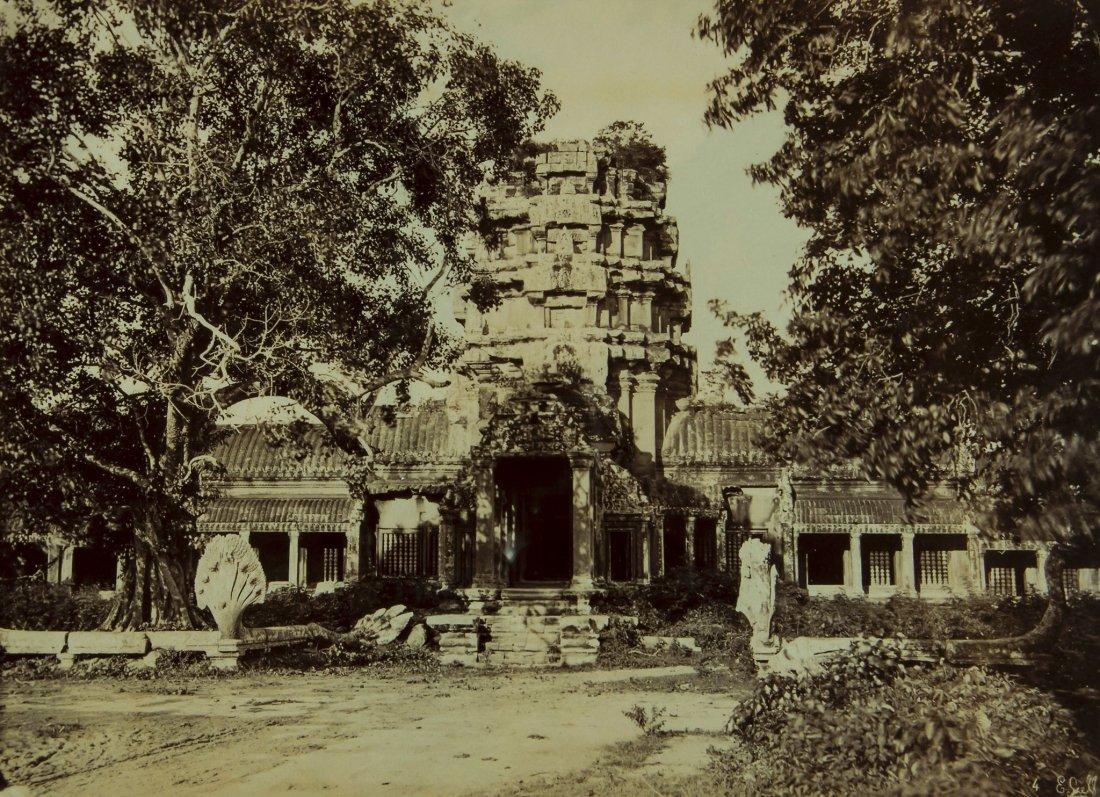 Émile Gsell (1838-1879) - Angkor Wat, Cambodia,