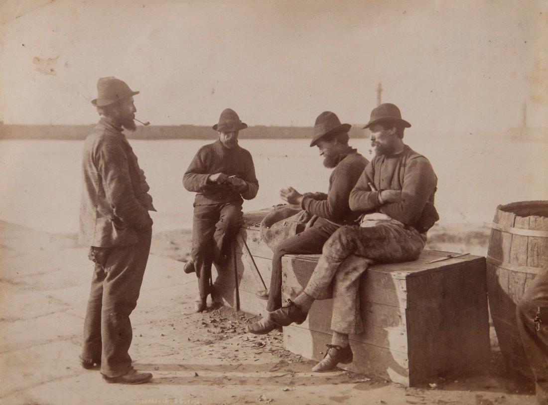 Frank Meadow Sutcliffe (1853-1941) - Fisher Folk (