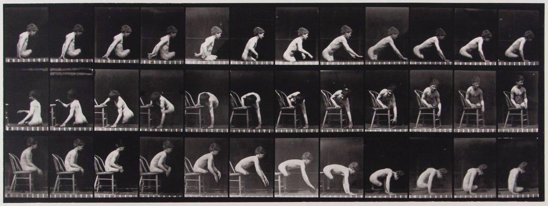 Eadweard Muybridge (1830-1904) - Double Amputation