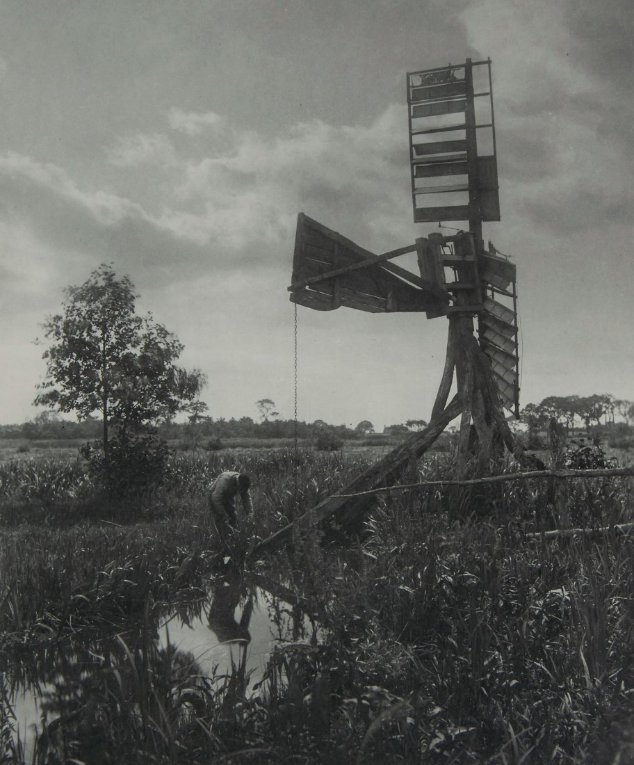 Peter Henry Emerson (1856-1936) - Ruined Watermill
