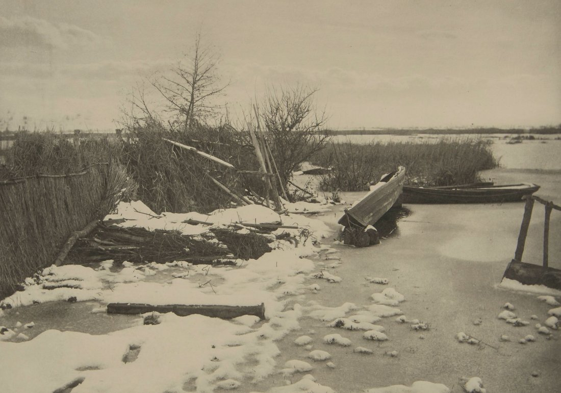 Peter Henry Emerson (1856-1936) - First Frost, Pla