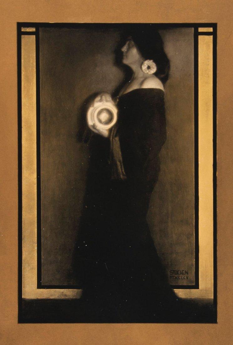 Edward Steichen (1879-1973) - Cover Design, 1906