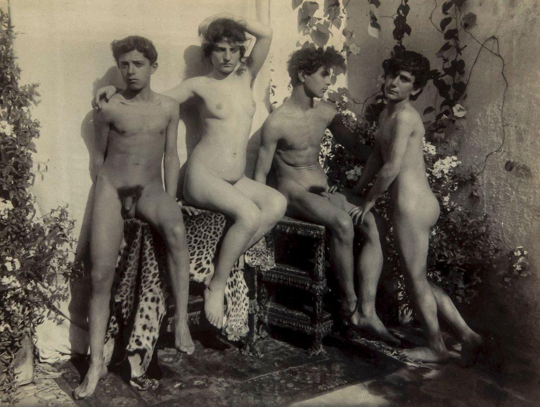 Guglielmo von Plüschow (1852-1930) - Untitled (Nud