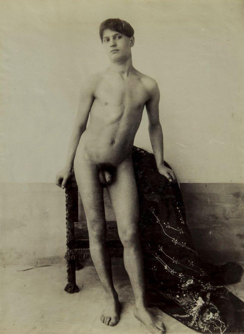 Guglielmo von Plüschow (1852-1930) - Untitled (Nud - 2